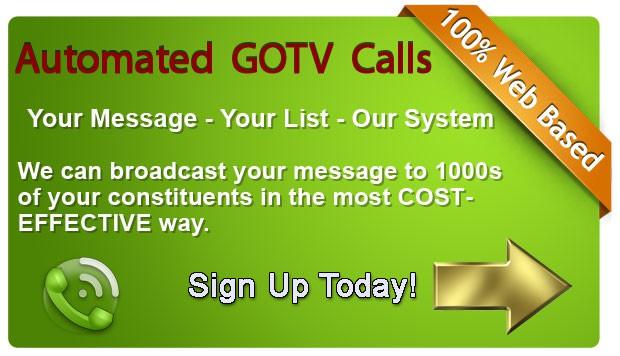 GOTV calls